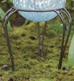 Wind & Weather GO7203 Weather Resistant Iron Gazing Ball Stand