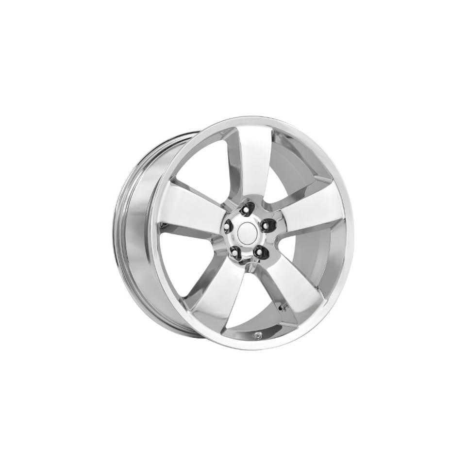 Strada Replicas 119 20 Chrome Wheel / Rim 5x115 with a 20mm Offset and a 71.5 Hub Bore. Partnumber 119C 299020 Automotive