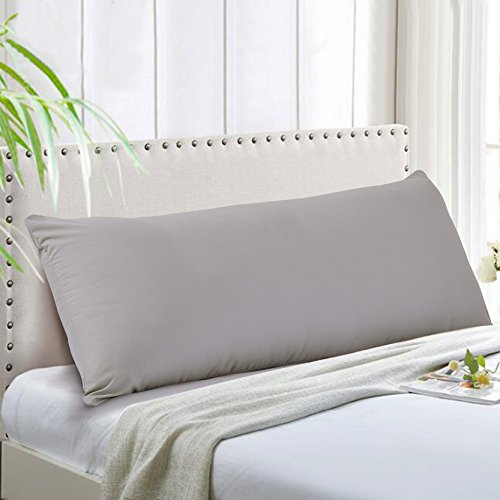 Evolive Soft Microfiber Body Pillow Cover Replacement 21
