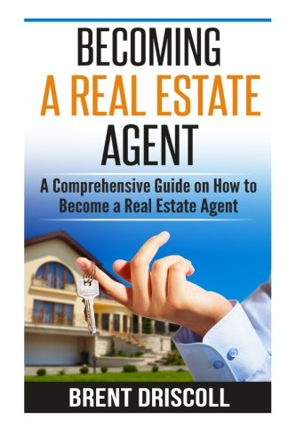 Buy books on becoming a real estate agent