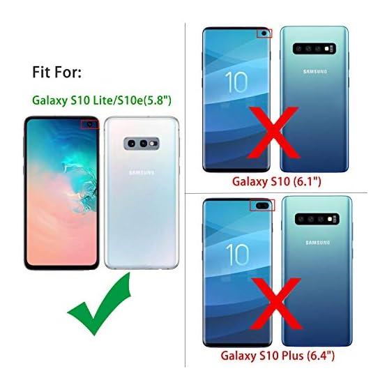 leyi galaxy s10 case