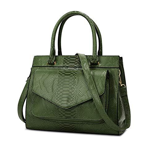 ZZSY Women Handbag and Purse Shoulder Satchel Designer Crossbody Messenger Tote Bag for Ladies