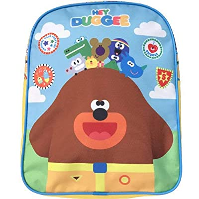 Trade Mark Hey Duggee Backpack: Toys & Games