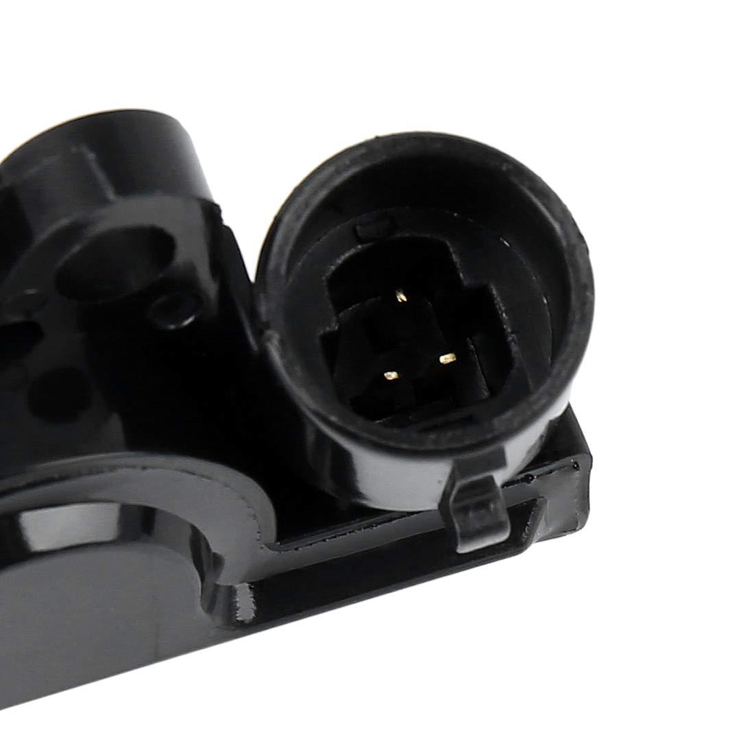 X AUTOHAUX 17087653 Car Black Standard Throttle Position Sensor fit for GMC G//C//K1500