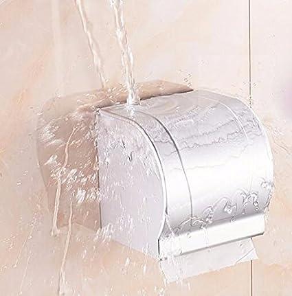 SFSYDDY-El espacio toallas de papel de aluminio y papel higiénico bandejas cestas higiene de
