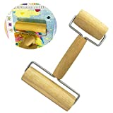 SZLTZK 5D Diamond Painting Wood Roller, Ideal for DIY 5D Diamond Painting Kits for Adults Rhinestone Embroidery Paintings By Number Kits Full Drill and Partial Drill