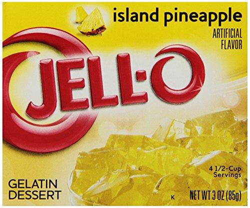 Jell-O Gelatin Dessert, Island