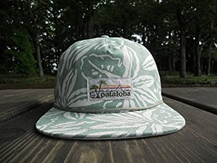7c77293a Amazon.co.jp: パタゴニア PATAGONIA PATALOHA STAND UP HAT TPDG 帽子: ホビー