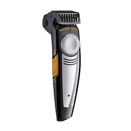 nobljx cortacésped eléctrico multifunción 2-en-1, afeitadora ...