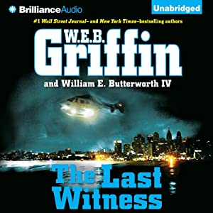 The Last Witness Audiobook