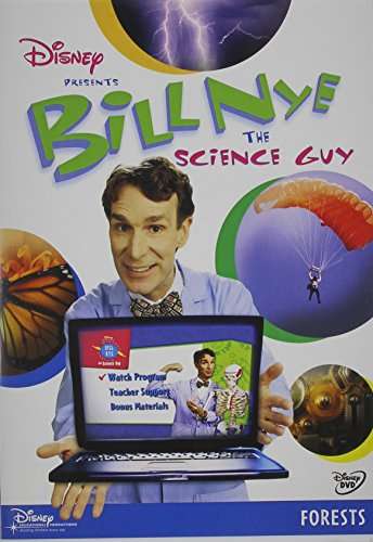 UPC 786936803617, Bill Nye the Science Guy: Forests