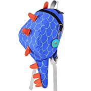Toddler Kids Backpack for Preschool Cartoon Travel Dinosaur Diaper Daycare Bag Adorable for Girls and Boys Cute Gift