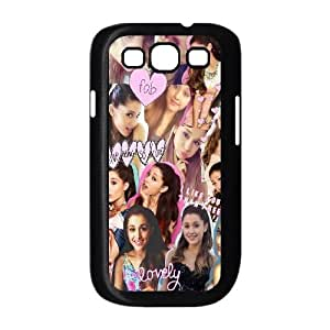 Chinese Ariana Grande Personalized Phone Case for Samsung Galaxy S3 I9300,custom Chinese Ariana Grande Case