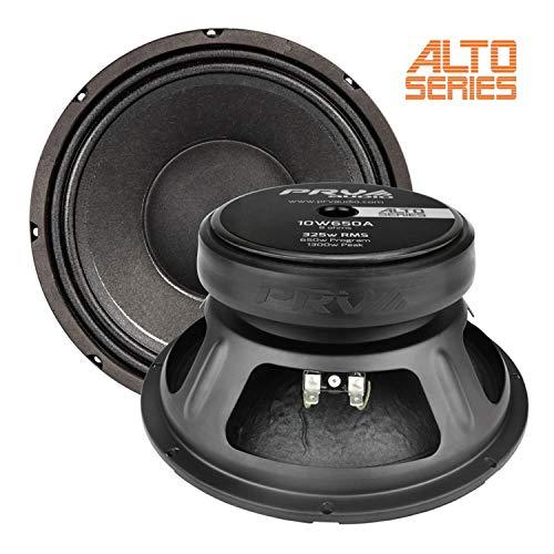 "PRV Audio 10W650A 10"" ALTO Series Woofer - Midrange Loudspea"