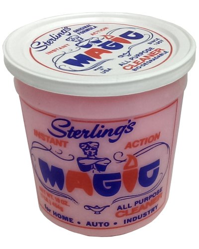 Sterling's Magic - Industrial Strength All Purpose Cleaner - Great for Cleaning Casino Chips
