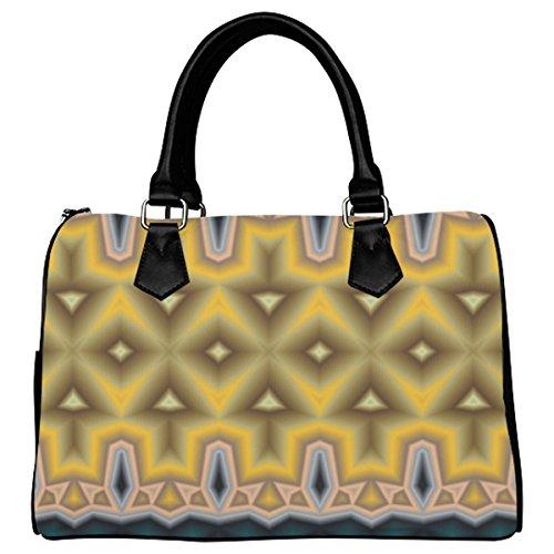 Jasonea Women Boston Handbag Top Handle Handbag Satchel Varg Ulvar Basad149776