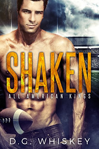 Shaken Football Romance D G Whiskey ebook product image