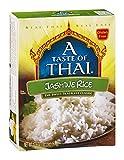 Taste Of Thai Rice Soft Jasmine Bx