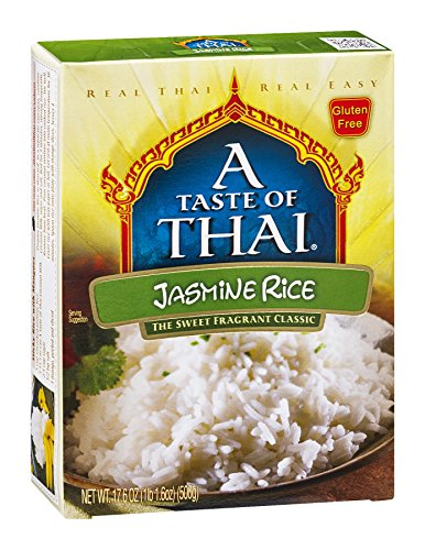 Taste Of Thai Rice Soft Jasmine Bx by A Taste of Thai