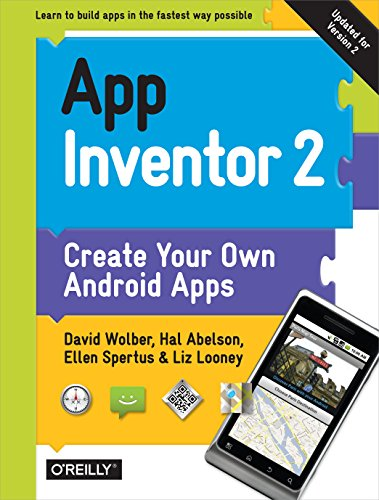 App Inventor 2: Create Your Own Android Apps (Best Ereaders For Android)
