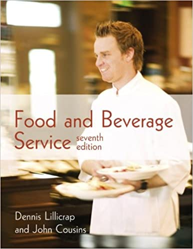 F & B Services - Types Of Service