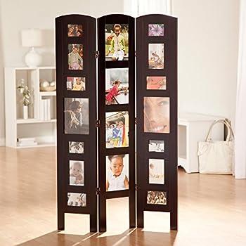 This Item Memories Photo Frame Room Divider 3 Panel