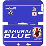 Japanese national soccer team model Protect Case (for 3DS LL)
