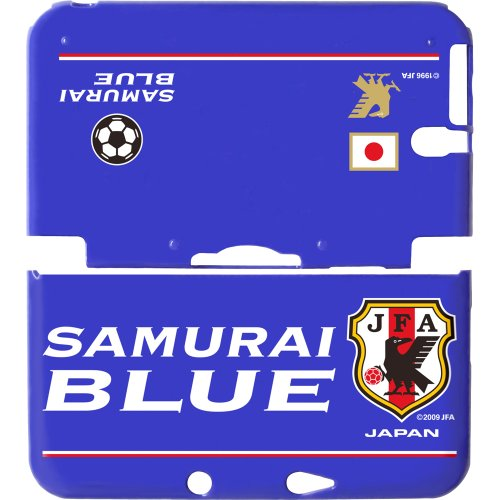 Japanese national soccer team model Protect Case (for 3DS LL) by Cyber Gadget