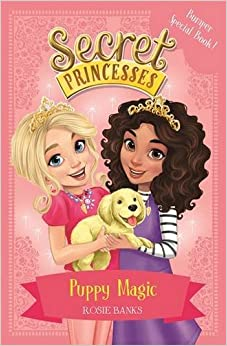 The princess and the pink puppy book