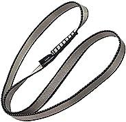 SYCYKA 18mm Nylon Climbing Sling Runner 23kN/5070LB,Climbing Utility Cord Lightweight for Yoga,Hommock,Rock Cl