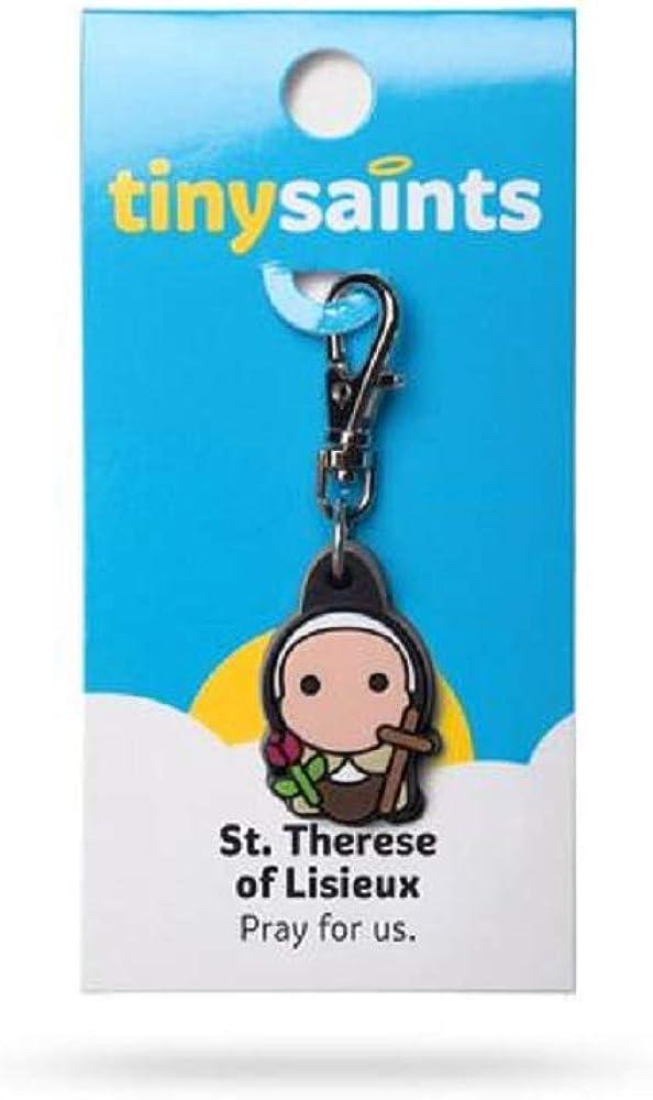 Therese Tiny Saints Charm NDC St