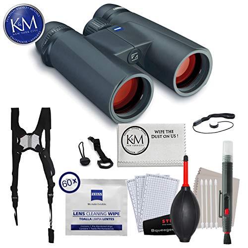[해외]ZEISS 10x42 Conquest HD Binocular wEssential Binocular Bundle / ZEISS 10x42 Conquest HD Binocular wEssential Binocular Bundle