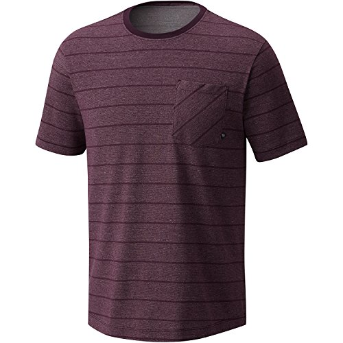 Mountain Hardwear Men's ADL Short Sleeve T-Shirt, Dark Tannin, ()