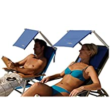 Roll and Fold Lightweight Portable Beach and Outdoor Sunshade by Cush n Shade providing 50+ UV, UVA, UVB and Sun Bathing Protection