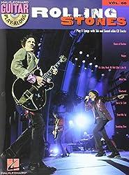 Guitar Play Along Volume 66 Rolling Stones Guitar Tab Book/Cd (Hal Leonard Guitar Play-Along)