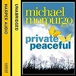 Private Peaceful | Michael Morpurgo