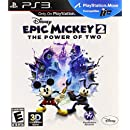 Disney Epic Mickey 2: The Power of Two - Playstation 3
