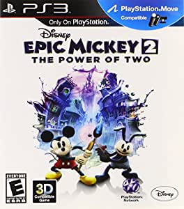 Epic Mickey 2: The Power of Two - PlayStation 3 Standard Edition