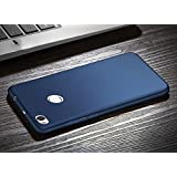 JMD 4Cut Matte Finish Hard Back Full Protection Case Cover For Letv 1S -Blue