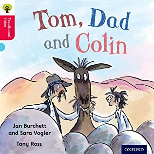 book cover of Tom, Dad and Colin