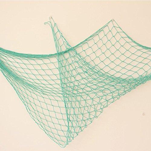 bilipala-rustic-decorative-fishing-net-wall-decor-nautical-style-wall-hangings-ornaments-aqua
