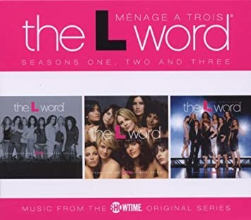 Menage A Trois - Seasons One, Two & Three Soundtrack Edition by The L Word Audio CD: The L Word: Amazon.es: Música