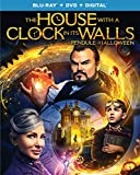 The House with a Clock in Its Walls [Blu-ray + DVD + Digital] (Bilingual)