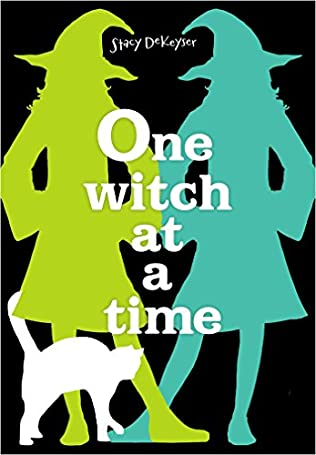 book cover of One Witch at a Time