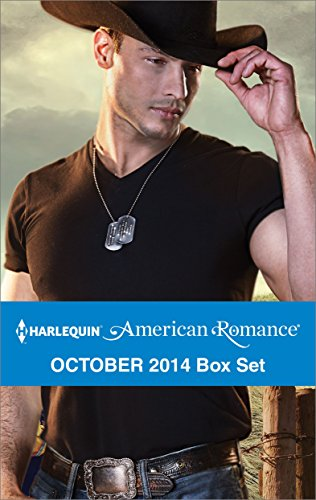 book cover of Harlequin American Romance October 2014 Box Set