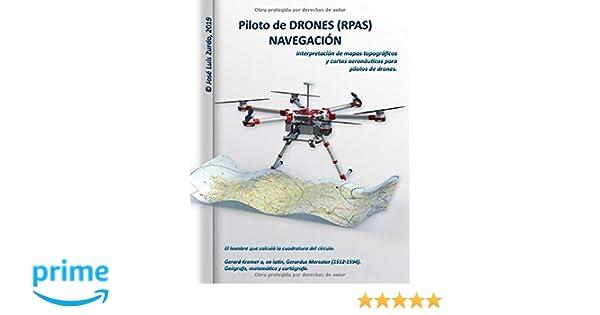 Piloto de DRONES (RPAS). NAVEGACIÓN.: Amazon.es: D. José Luis ...