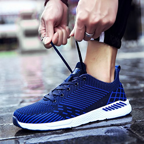 Adulte Hommes de Athl Dames FLARUT Entra Chaussures nement Running Sport Marche Sneakers dHnnwEpq71