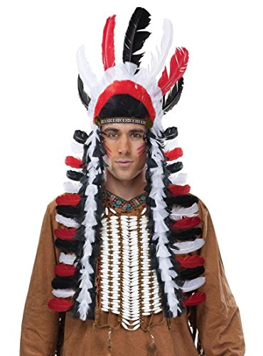 Nativ (Halloween Indian Headdress)