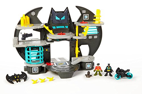 Fisher-Price Imaginext Super Friends Batcave (Ipod Touch 3rd Generation Small)