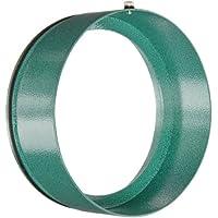 RAB Lighting HH1VG H System Hood, Aluminum, 5-5/8 Diameter x 2-1/4 Height, Verde Green